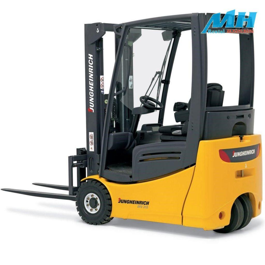 Nhu cầu sử dụng xe nâng hàng tại các khu công nghiệp trên địa bàn Nghệ An rất lớn